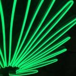 Neon lichtslang– Groen - LINA