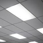 36W LED paneel 120x30 cm - flikkervrij