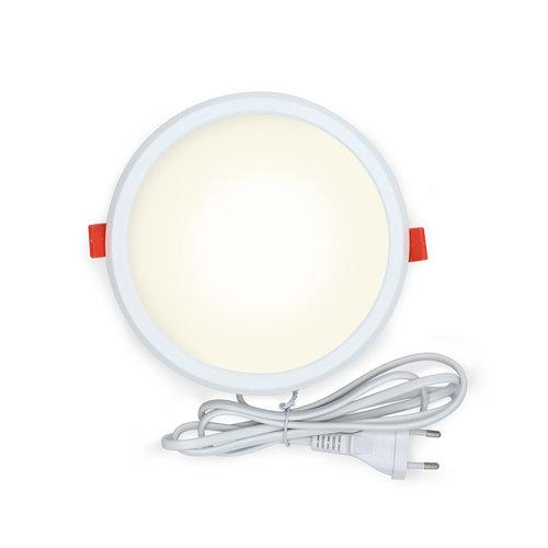 LED Downlight rond - 12 watt - Ø165mm