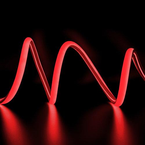 Neon lichtslang – Rood- DINA