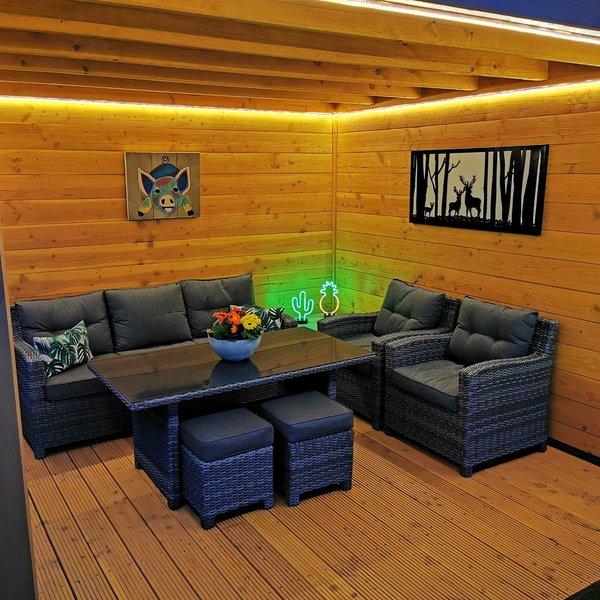 Neon LED strip – Rood - LINA