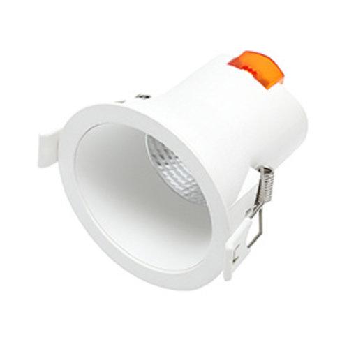 LED spot Miracle wit, dimbaar, 6 watt, 3000K