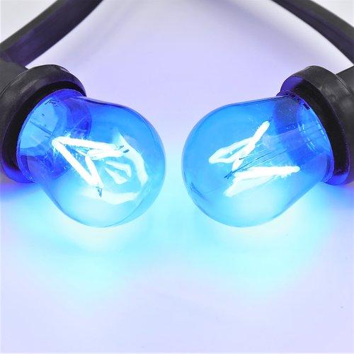 3,5 watt filament dimbaar, blauw