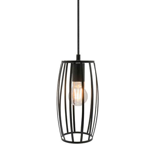 Hanglamp Maya incl. lamp 4,5W tot 12W, helder glas, 2700K, Ø60 en Ø70