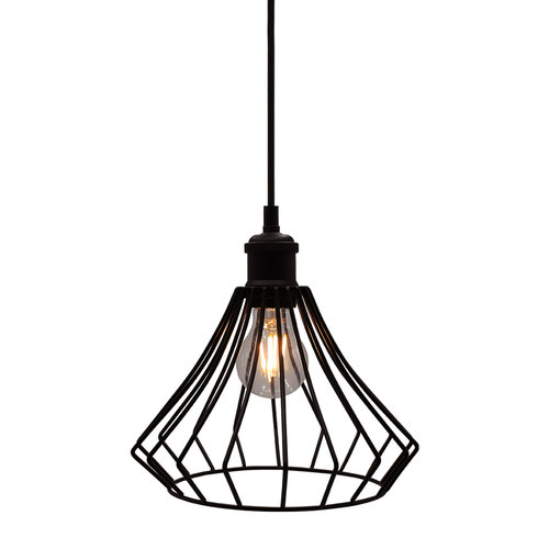 Hanglamp Kiki incl. 3-staps dimbare lamp