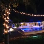 Lichtsnoer voor buiten van 25 meter met 50 extra warm witte LED lampen