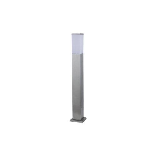 Staande buitenlamp RVS Luigi, 80 cm