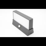 Wandlamp buiten Onyx met sensor - antraciet