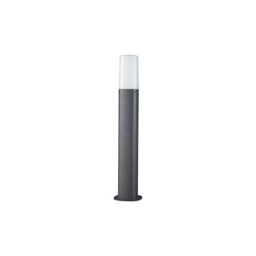 Moderne antraciet staande buitenlamp Izo, 50 cm