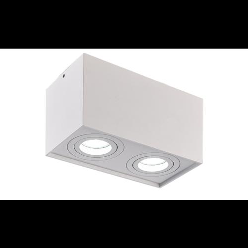 Design spot Timmy 2-lichts - wit