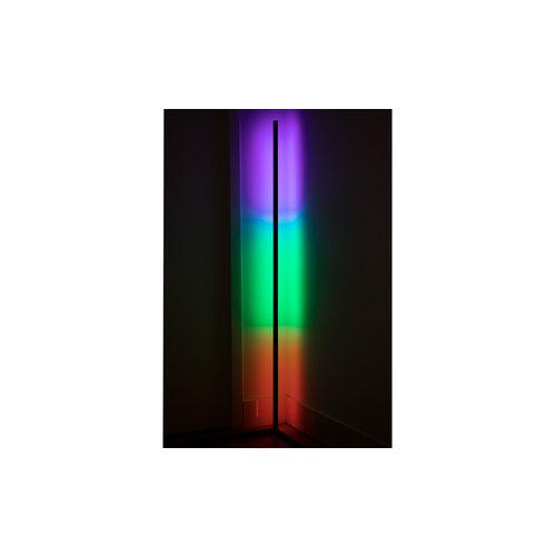 Moderne LED vloerlamp met RGB en afstandsbediening