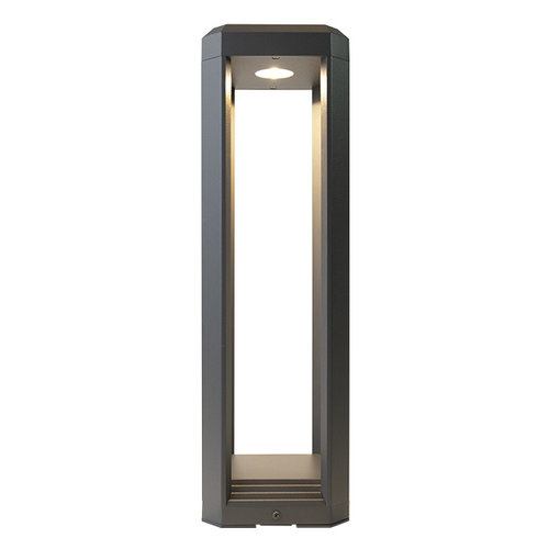 Design staande buitenlamp Cobalt - antraciet
