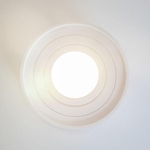 Plafond spot Grace - wit