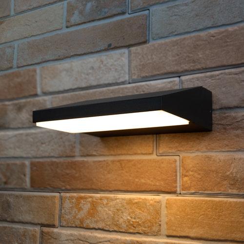 Wandlamp buiten Argento - antraciet