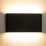 Design wandlamp Tommy - antraciet