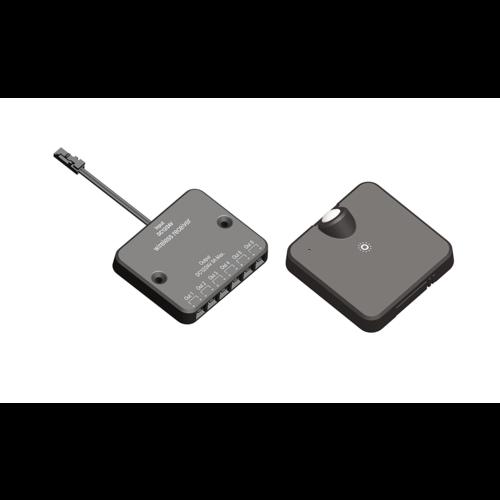 Draadloze touch dimmer met sensor