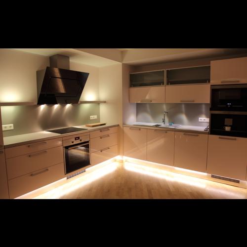 LED kastverlichting Kaya complete set van 2 spots