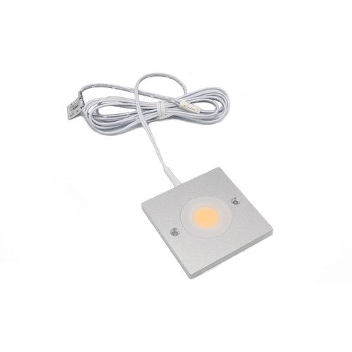LED kastverlichting Alina complete set van 3 spots