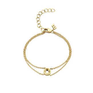 Melano Jewelry Vivid Armband Vero | Goud