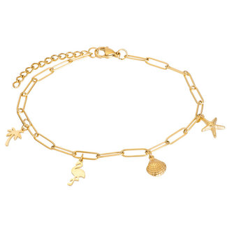 iXXXi Jewelry Ankle with Charms