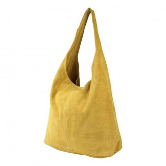 Baggyshop Baggy bag – Okergeel