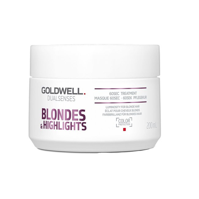 Goldwell Dualsenses Blondes & Highlights 60-Sec Treatment 200ml