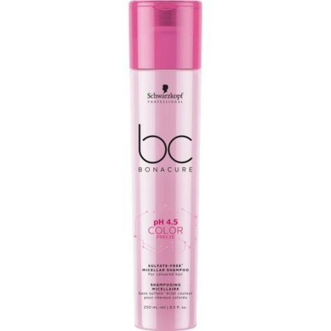 Schwarzkopf Bonacure PH 4.5 Color Freeze Shampoo 250ml