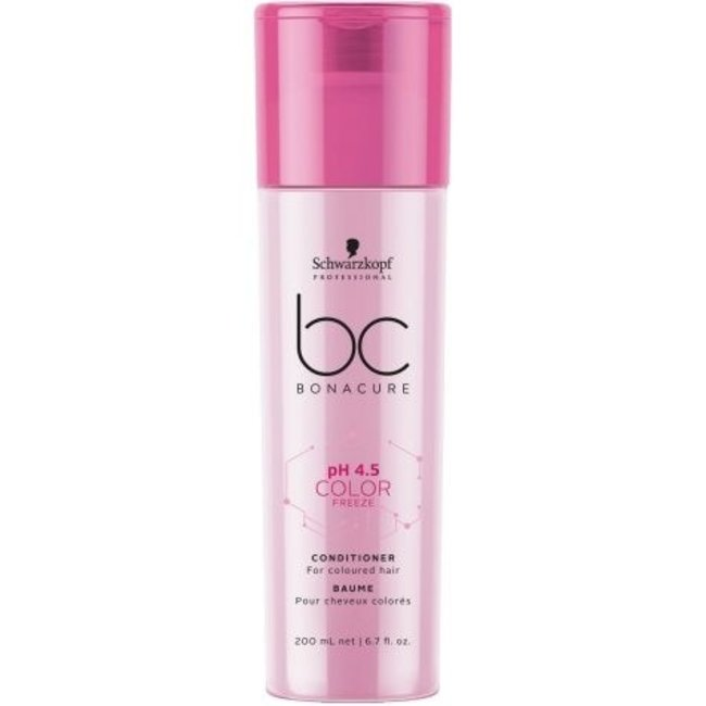 Schwarzkopf Bonacure PH 4.5 Color Freeze Conditioner 200ml