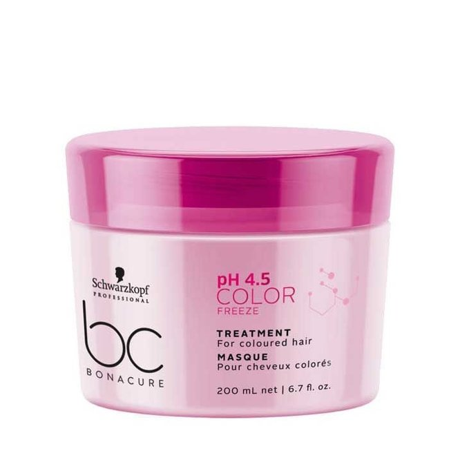 Schwarzkopf Bonacure PH 4.5 Color Freeze Treatment 200ml