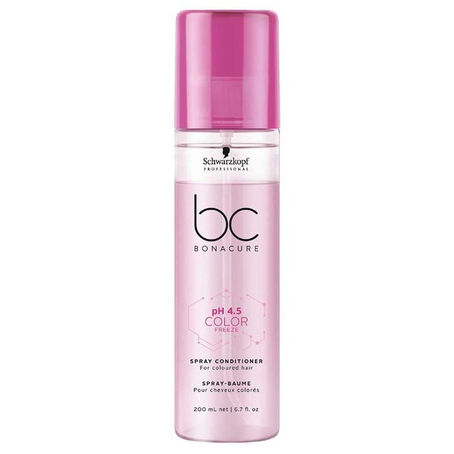 Schwarzkopf Bonacure PH 4.5 Color Freeze Conditioner Spray 200ml