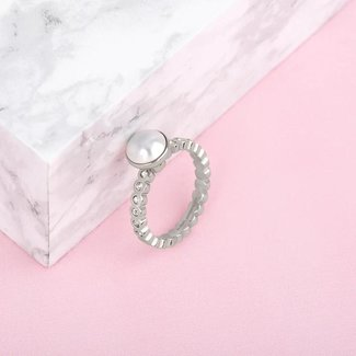 Melano Jewelry Twisted let's Love Ring Set