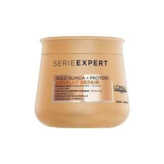 L'Oréal Professionnel Serie Expert Absolut Repair Gold Quinoa Proteïne Haarmasker