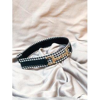 Haarband Pied-de-Poule/Design