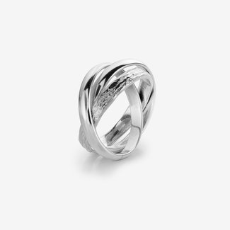 Rebel & Rose Sterling Silver Rings - Ring With Love