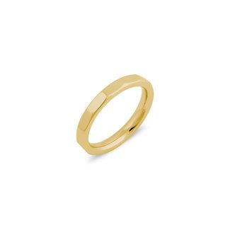 Melano Jewelry Friends Lilly Ring Goudkleurig