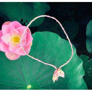 Loffs Ketting Sari - Light Pink