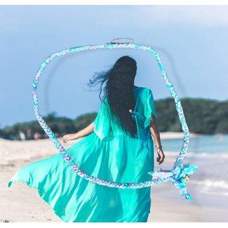 Loffs Ketting Sari - Ocean Blue