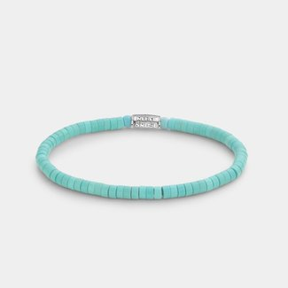 Rebel & Rose No Balls Please - Slices - Turquoise - 4mm