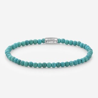 Rebel & Rose Stones Only - Turquoise Delight - 4mm
