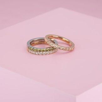 Melano Jewelry Friends We Go Together Ringen Set