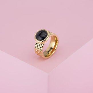 Melano Jewelry Vivid Free Spirit Ring Set