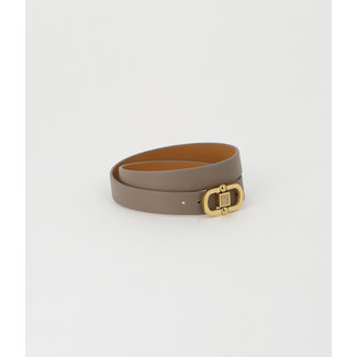 ZAG BIJOUX Armband Alpin Grijs - Nude