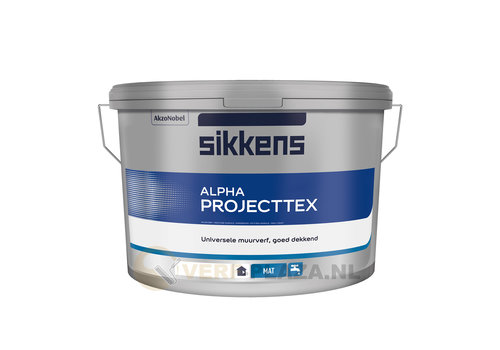 Sikkens Alpha Projecttex