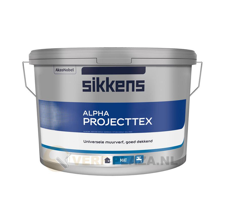 Sikkens Alpha Projecttex