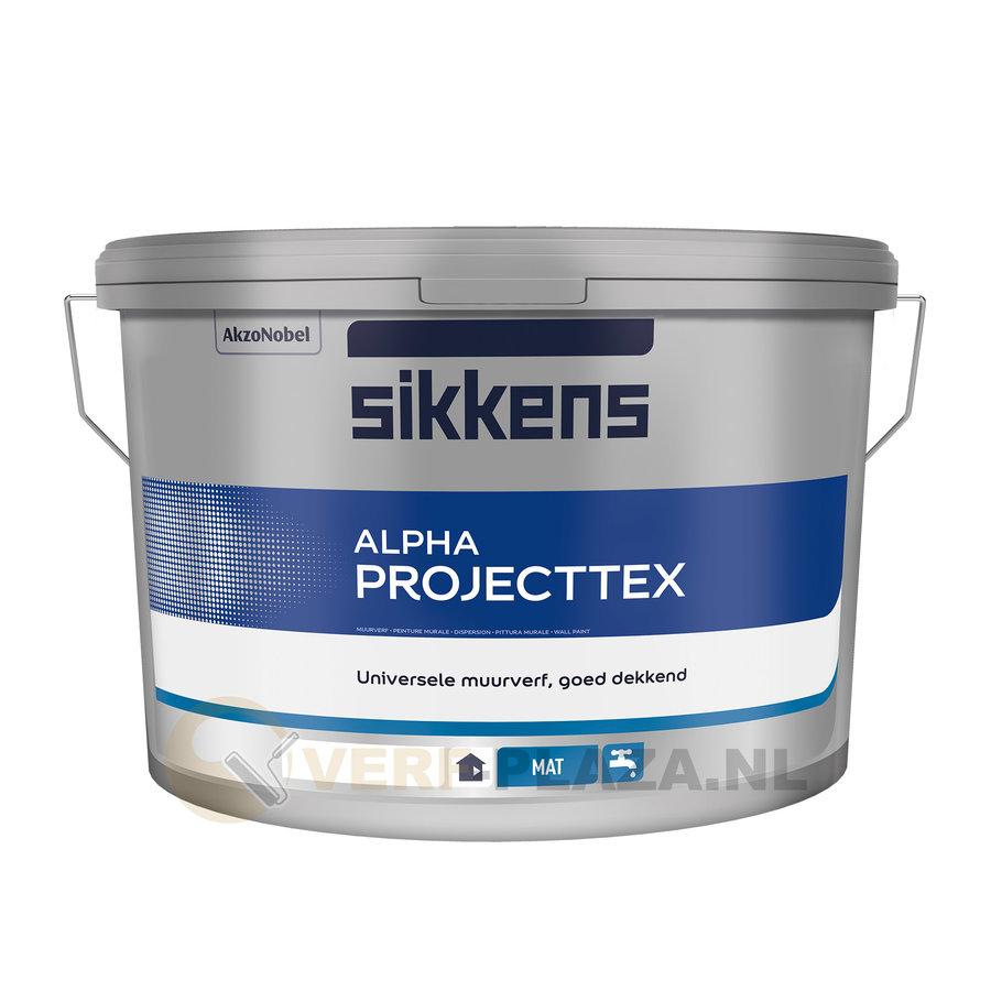 Sikkens Alpha Projecttex-1