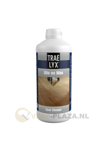 Trae Lyx Olie en Wax Floor Cleaner