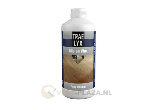 Trae Lyx Olie en Wax Floor Cleaner
