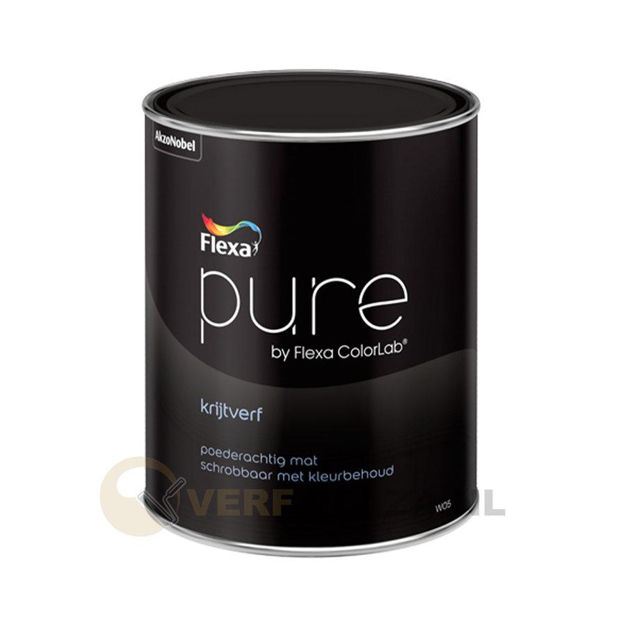 Flexa Pure Krijtverf (Kalkmat)-1