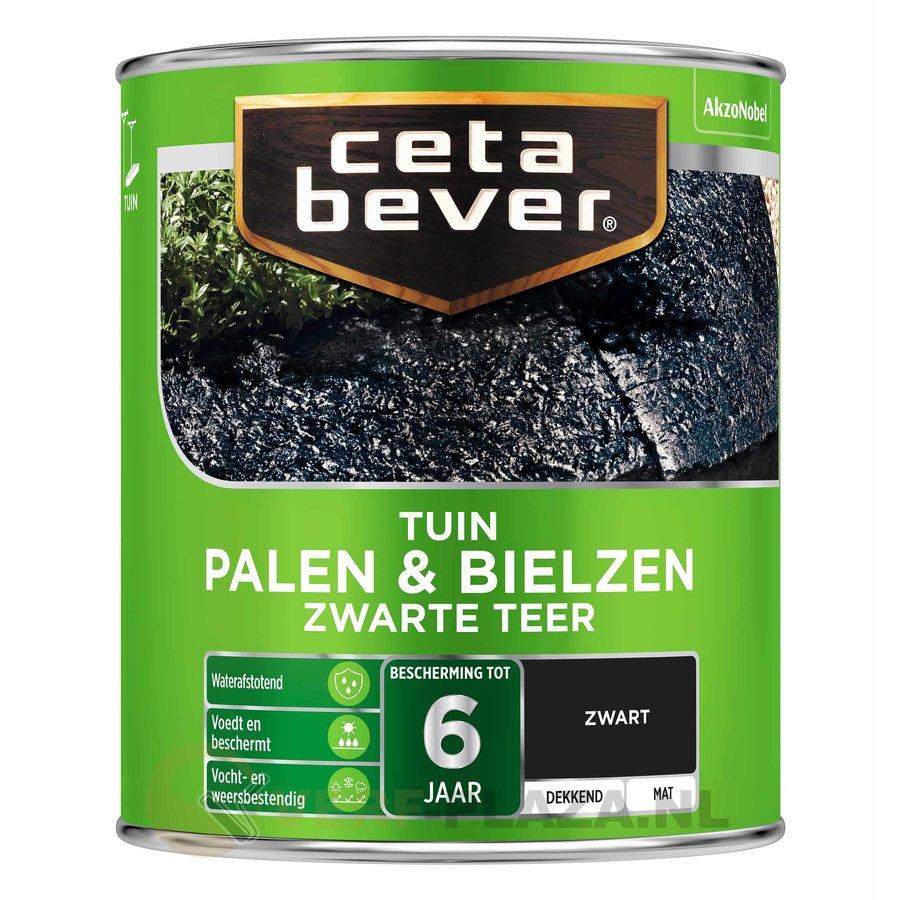 CetaBever Palen & Bielzen Zwarte Teer-2