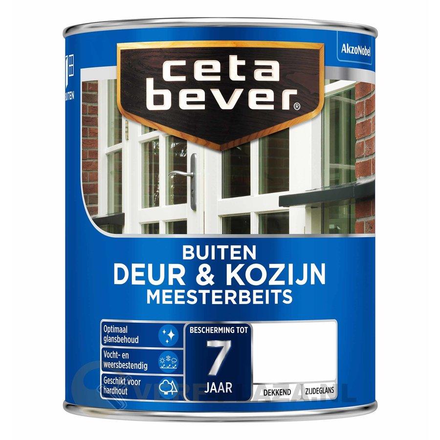CetaBever Meesterbeits Deur & Kozijn Dekkend  - Mengkleur - 1 l-1